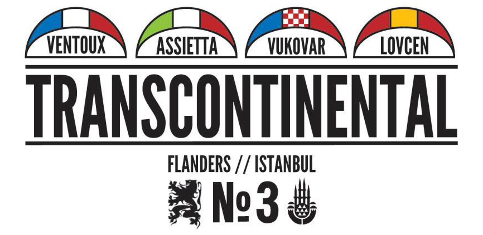 Transcontinental Race 2015 Banner